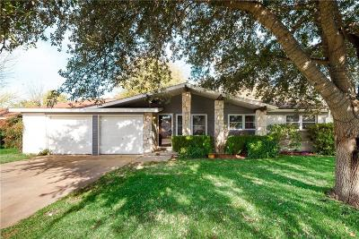 Saginaw Single Family Home Active Option Contract: 208 Appaloosa Drive