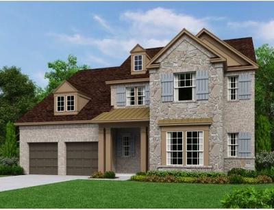 Flower Mound Single Family Home For Sale: 1821 Edgewood Drive