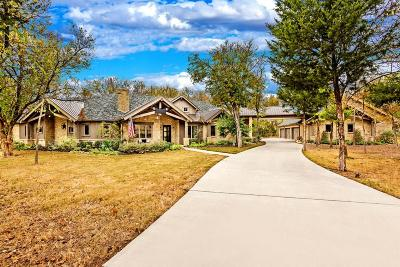 McKinney Single Family Home Active Option Contract: 5505 Hickory Hill Lane