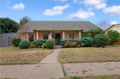 Plano Single Family Home For Sale: 1308 Jabbet Drive