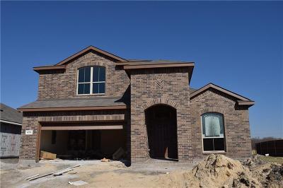Tarrant County Single Family Home For Sale: 473 Creek Terrace Drive