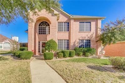 Allen Single Family Home For Sale: 803 Kipling Drive