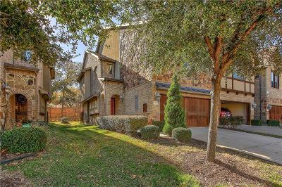 Hurst, Euless, Bedford Townhouse Active Option Contract: 936 Brook Forest Lane