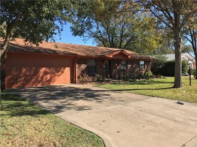 Burleson Single Family Home For Sale: 112 Jayellen Avenue