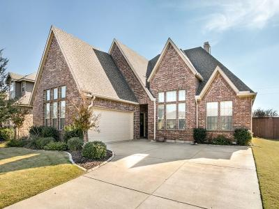 Allen Single Family Home Active Option Contract: 1710 Westfield Way