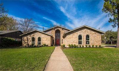 Benbrook Single Family Home Active Option Contract: 1437 High Ridge Road