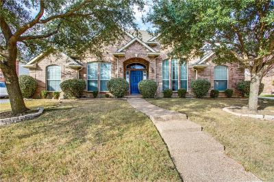Corinth Single Family Home For Sale: 1415 Park Place