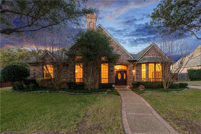 Colleyville Single Family Home For Sale: 3502 Crossgate Circle S