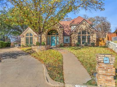 Arlington TX Single Family Home For Sale: $249,900