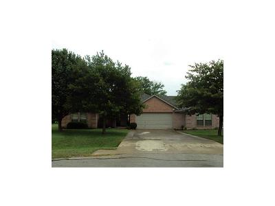 Azle Residential Lease For Lease: 2004 Wood Trail