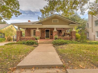Fort Worth Single Family Home For Sale: 1301 Clover Lane
