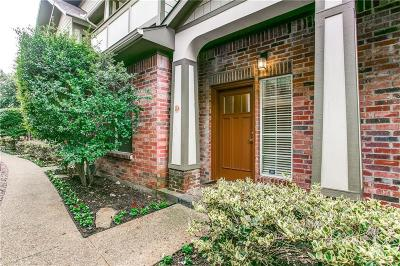Dallas Condo For Sale: 5743 Prospect Avenue #D