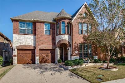 Lewisville Single Family Home Active Option Contract: 221 Florence Drive