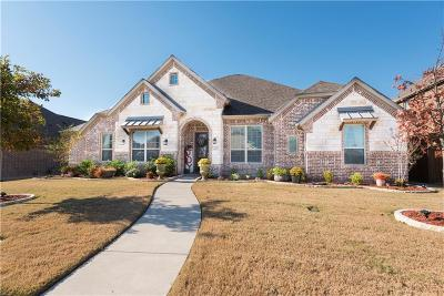 Rockwall Single Family Home For Sale: 707 Highland Drive