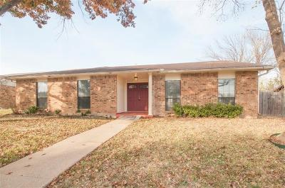 Plano Single Family Home For Sale: 1117 Bass Drive