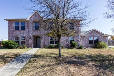 Justin Single Family Home For Sale: 1016 Ridgetop Drive