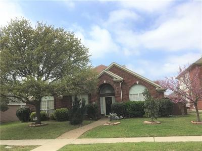 Allen Single Family Home For Sale: 806 Ashley Lane