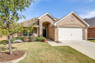 Forney Single Family Home Active Option Contract: 1114 Luckenbach Drive