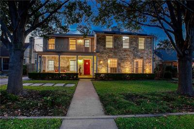 Dallas Single Family Home For Sale: 707 Tenna Loma Court