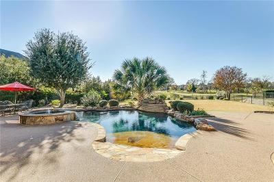 Flower Mound Single Family Home For Sale: 5101 Brownstone Drive