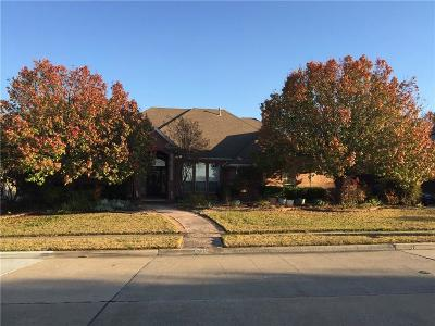 Colleyville Single Family Home For Sale: 6707 Atlanta Drive