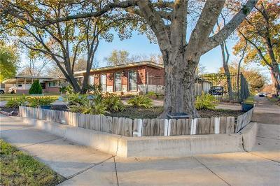 Dallas Single Family Home For Sale: 3235 San Paula Avenue