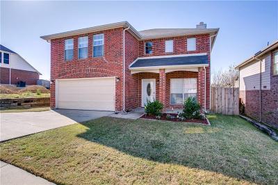 Dallas Single Family Home For Sale: 5963 Wisdom Creek Drive