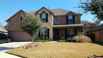 Lake Dallas Single Family Home For Sale: 220 Saratoga Drive