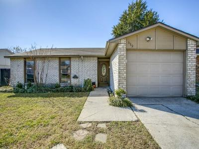 Allen Single Family Home For Sale: 512 Fairhaven Drive
