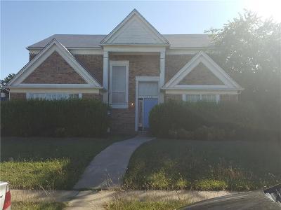 Cedar Hill Single Family Home Active Contingent: 1356 E Miller Drive