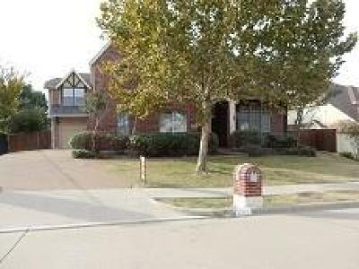 Flower Mound Single Family Home For Sale: 2013 Annabel Avenue