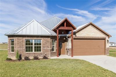Joshua Single Family Home For Sale: 3416 Cobbler Lane