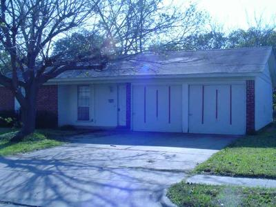 Burleson Single Family Home For Sale: 809 SW Hillside Drive