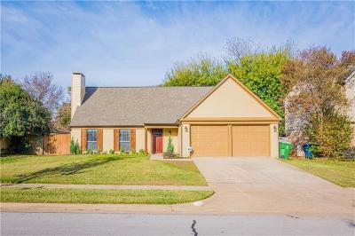 Flower Mound Single Family Home For Sale: 4009 Willow Run