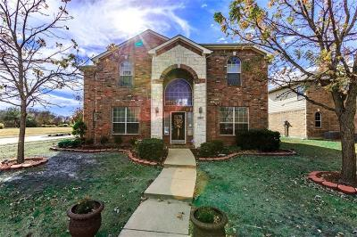 Allen Single Family Home For Sale: 803 Cascades Drive