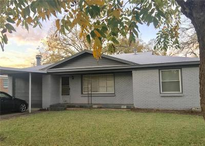 White Settlement Single Family Home For Sale: 7812 Terry Street