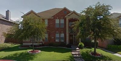 The Colony Single Family Home For Sale: 5917 Chatham Lane