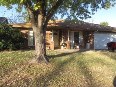 Arlington Single Family Home Active Option Contract: 209 Juniper Drive