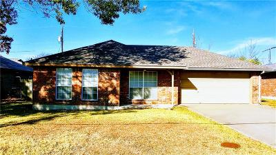 Princeton TX Single Family Home Active Contingent: $149,900