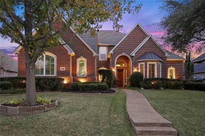 Flower Mound Single Family Home For Sale: 4216 Fairway Drive