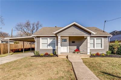 McKinney Single Family Home For Sale: 508 W Leland Avenue