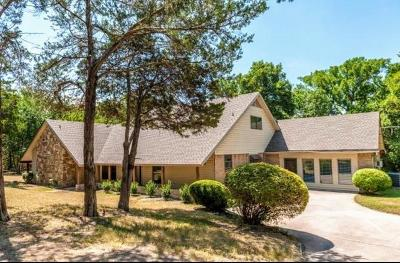 Desoto Single Family Home For Sale: 1814 W Pleasant Run Road