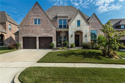 McKinney Single Family Home Active Option Contract: 6420 Pamilla Lane