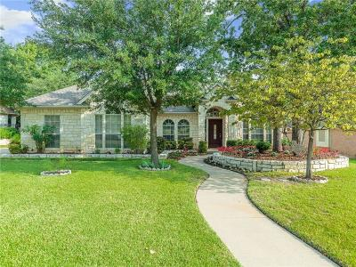Trophy Club Single Family Home For Sale: 624 Indian Creek Drive