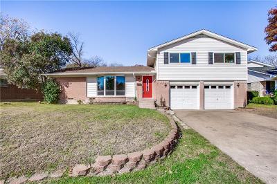 Duncanville Single Family Home Active Option Contract: 223 Van Rowe Avenue