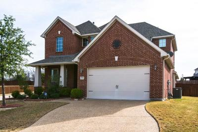 Mckinney Single Family Home Active Option Contract: 5701 Sterling Trail