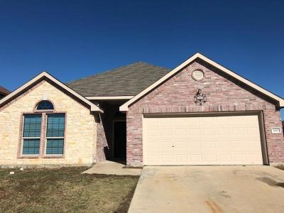 Seagoville Single Family Home For Sale: 1416 Julie Street