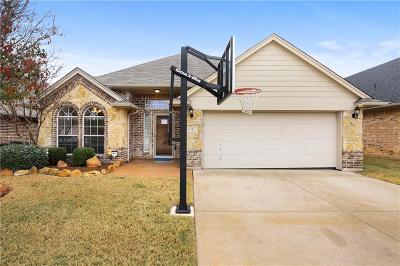 Fort Worth Single Family Home For Sale: 1312 Doe Meadow Drive
