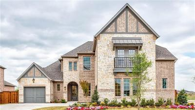 Prosper Single Family Home For Sale: 4110 Paddock Lane