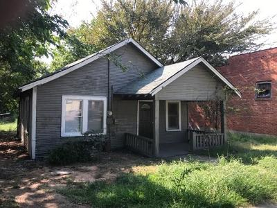 Single Family Home For Sale: 104 S Cleveland Avenue